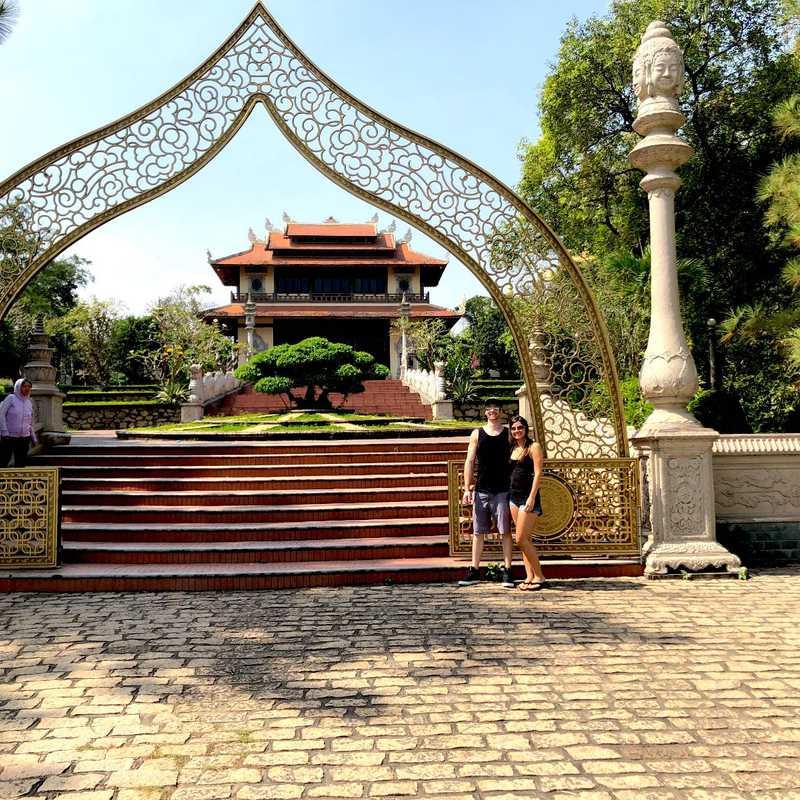 Bửu Long Pagoda