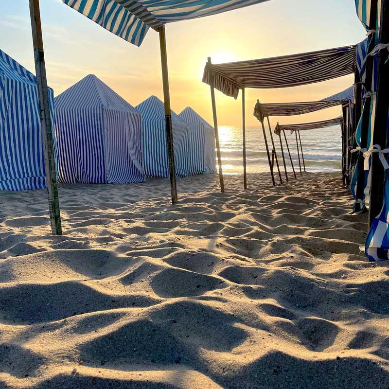Passadiços Norte da Praia do Furadouro