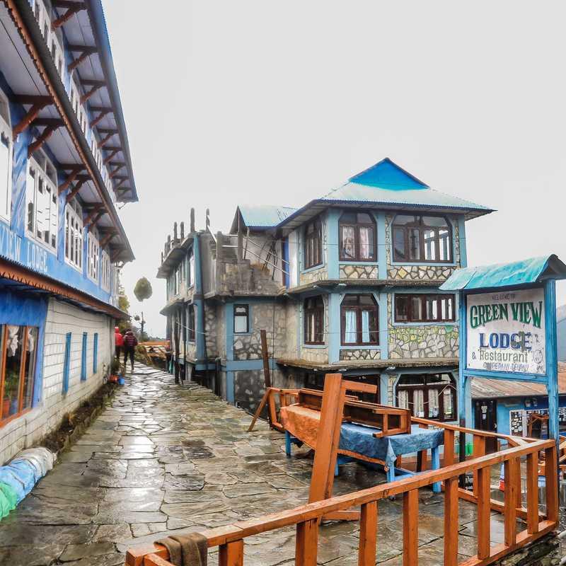 Ghode Pani Bazaar