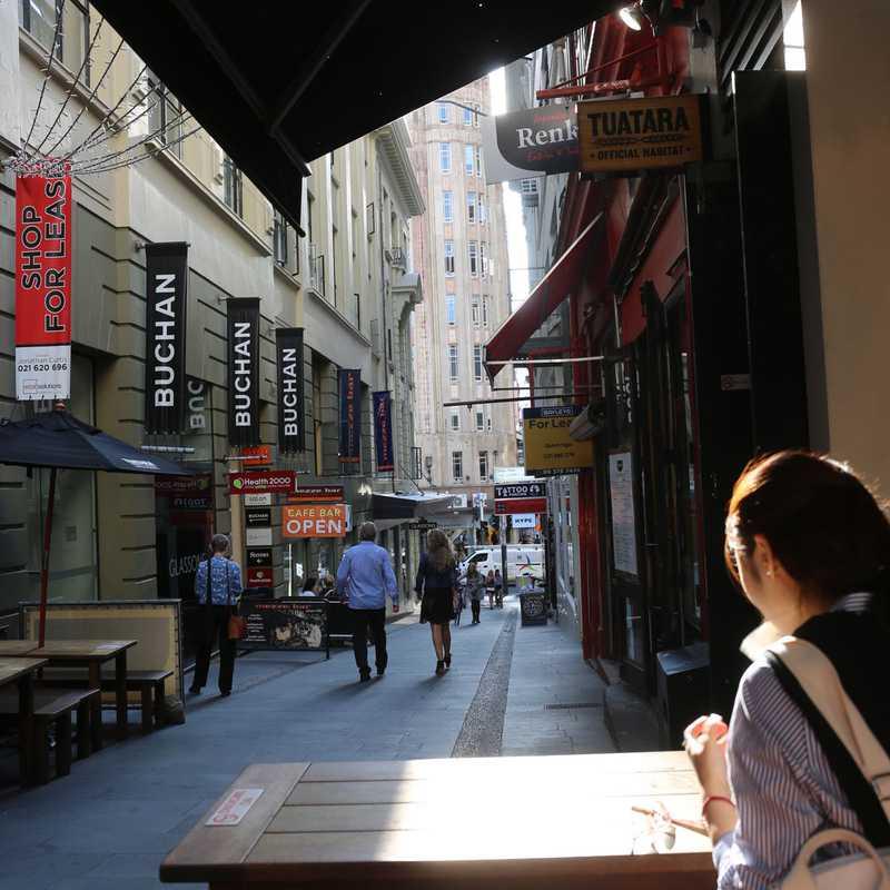 Durham Street East