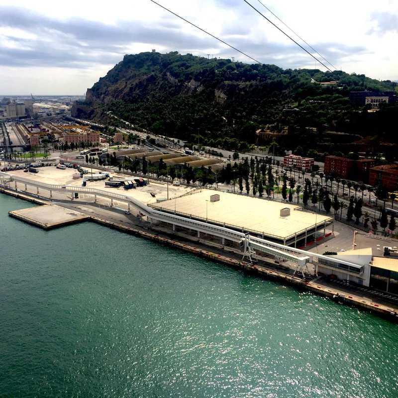 Transbordador Aeri del Port–Estació de Miramar