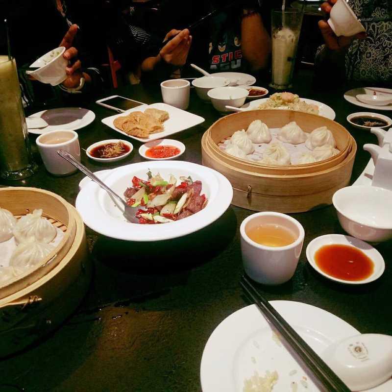 Yongkang Beef Noodles