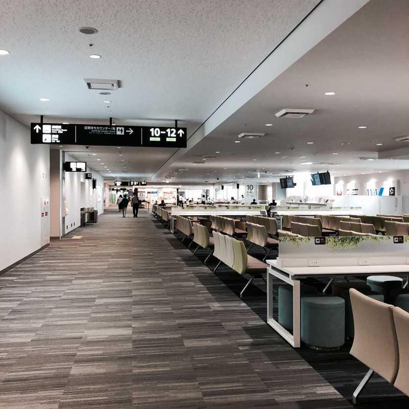 Fukuoka Airport (FUK)