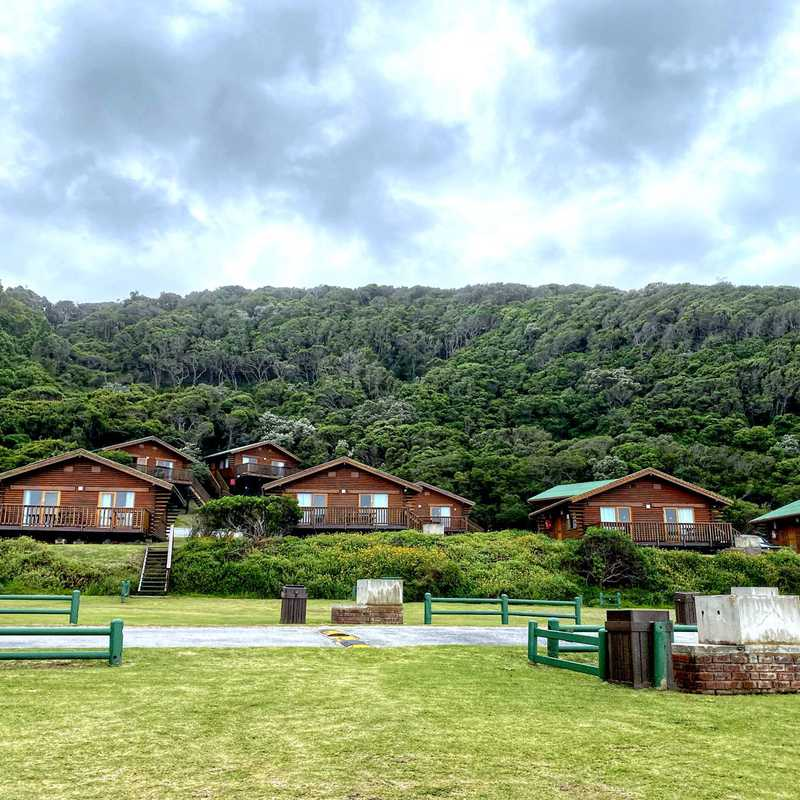 Storms River Mouth Restcamp|Storms River Mouth Rest Camp