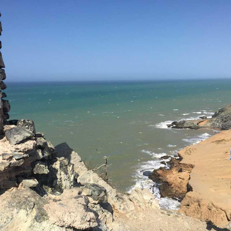 Playa El Pilón de Azúcar