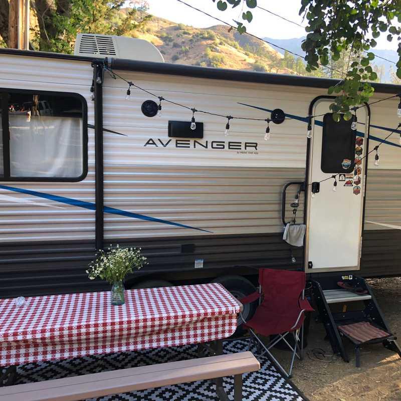 Yosemite's Indian Flat RV Park & Campground