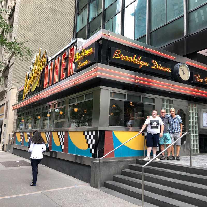Brooklyn Diner USA