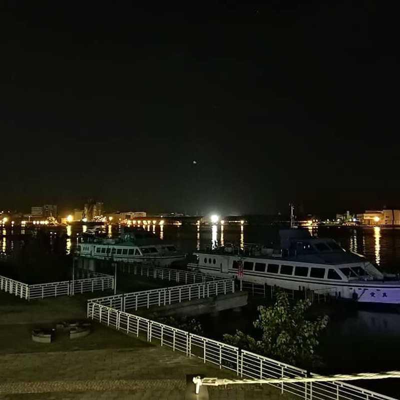 Kaohsiung Harbor No.18 Wharf