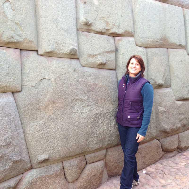 Twelve Angled Stone