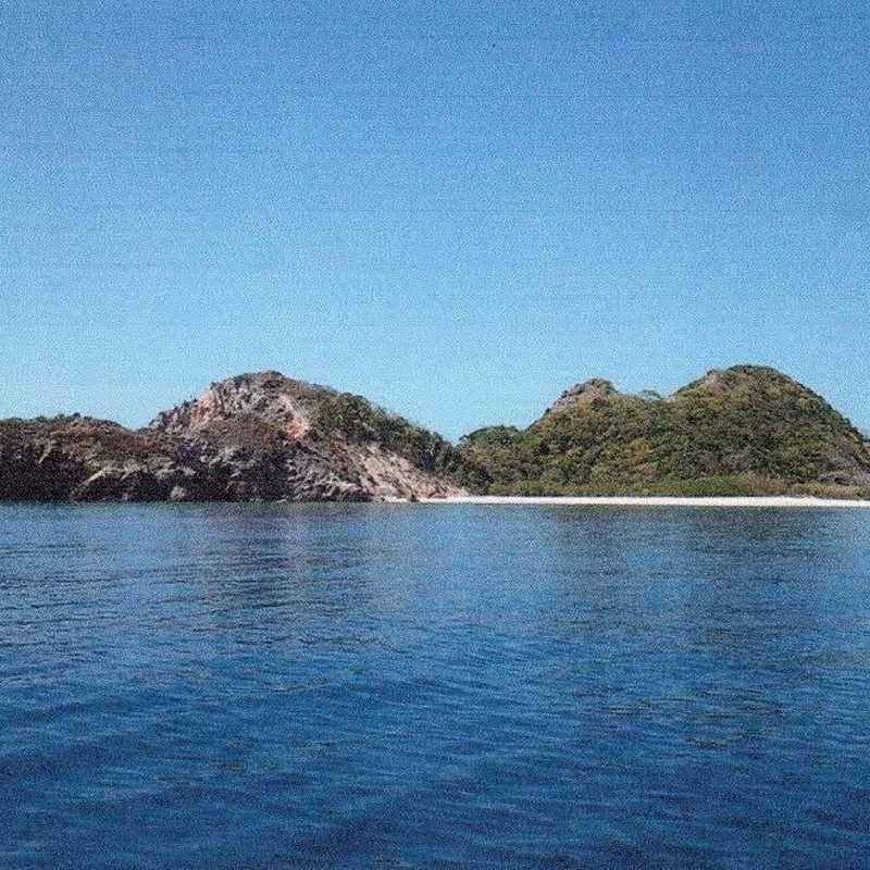 Maltanobong Island Palawan