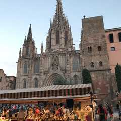 Cathedral of Barcelona / Catedral de Barcelona