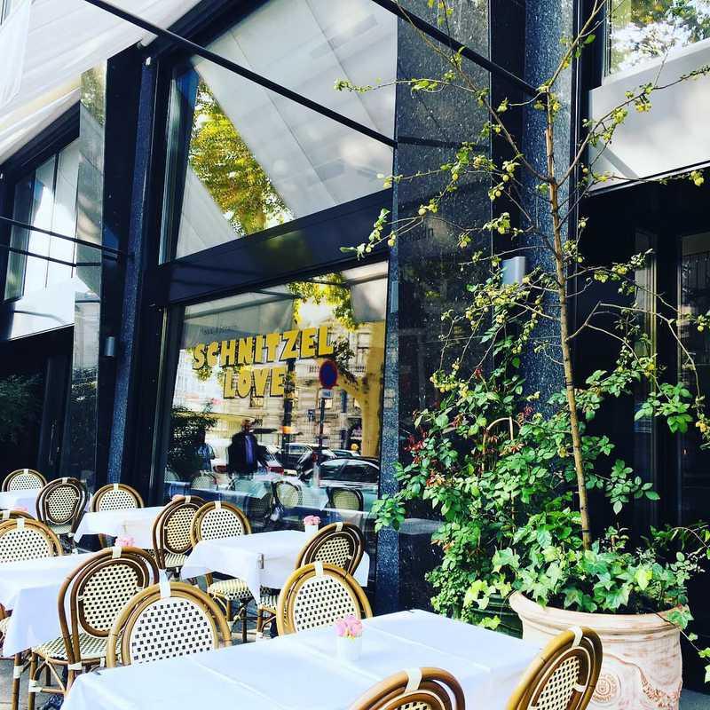 Restaurant Meissl & Schadn Vienna