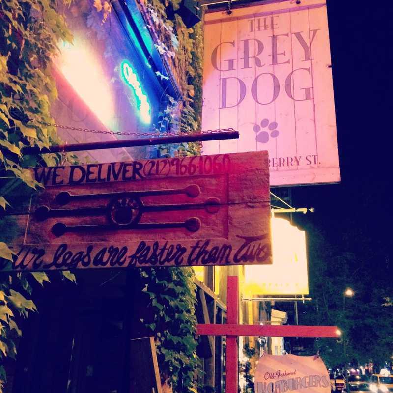 The Grey Dog - Nolita