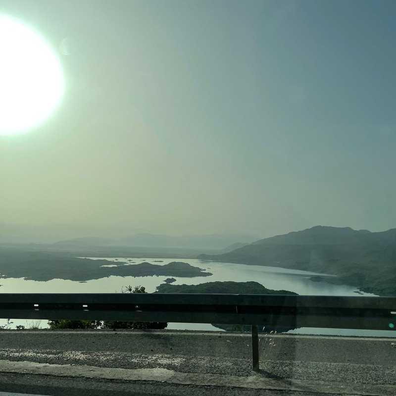 Panorama Lake viewpoint