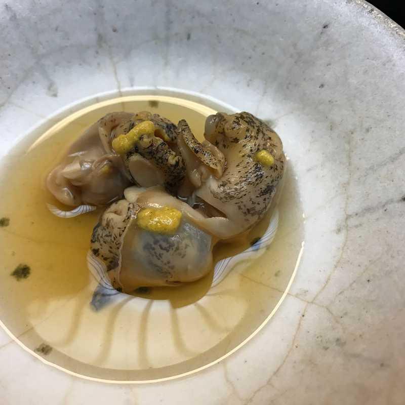 Chef's Tasting Dinner at Tsuru Yoshi