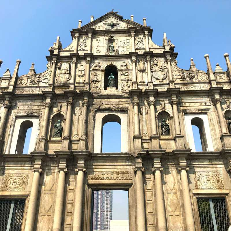 Macao - Hoptale's Destination Guide