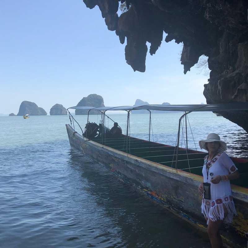 Khao Tapu (James Bond Island)