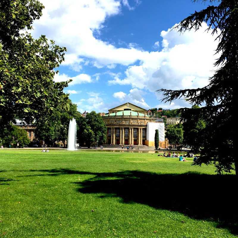 Oberer Schloßgarten