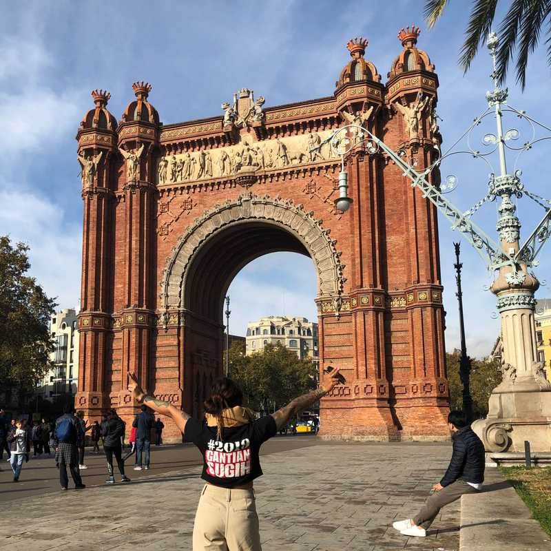 Trip Blog Post by @desak: Spain 2019 | 4 days in Nov (itinerary, map & gallery)