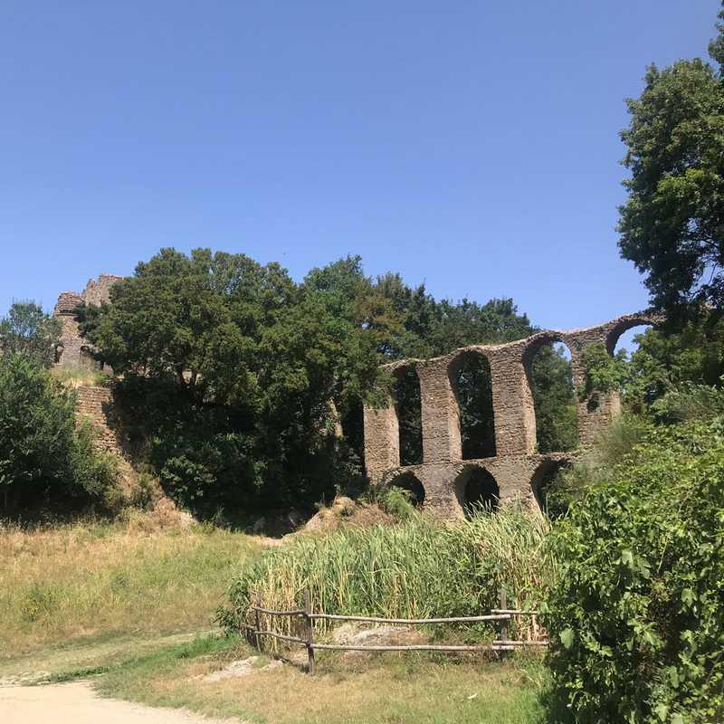 Bracciano, Rome Tuscany July 2018 | 8 days trip itinerary, map & gallery