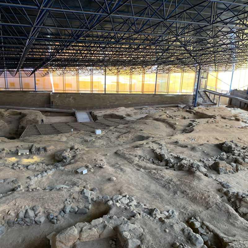 Cueva Pintada Museum and Archaeological Park