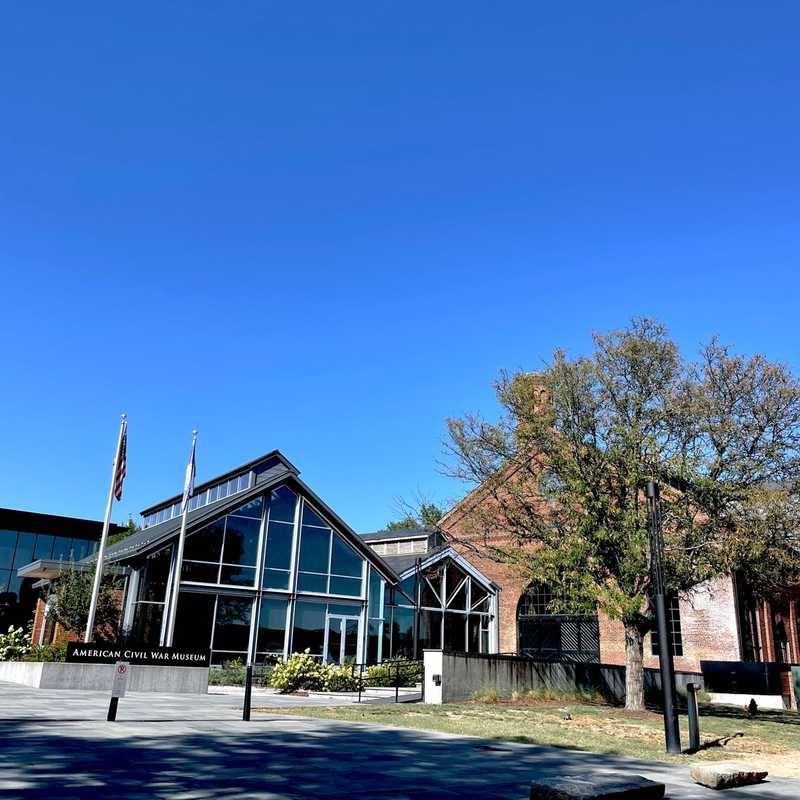 American Civil War Museum- Historic Tredegar