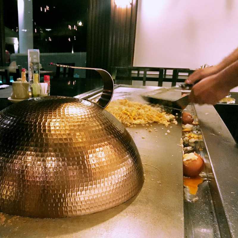 Teppanyaki Dinner at Ariake