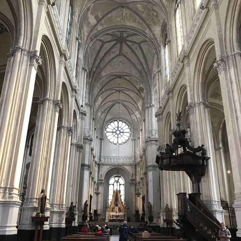 Église Sainte-Catherine de Bruxelles