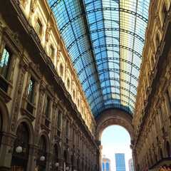 Galleria Vittorio Emanuele II   Travel Photos, Ratings & Other Practical Information