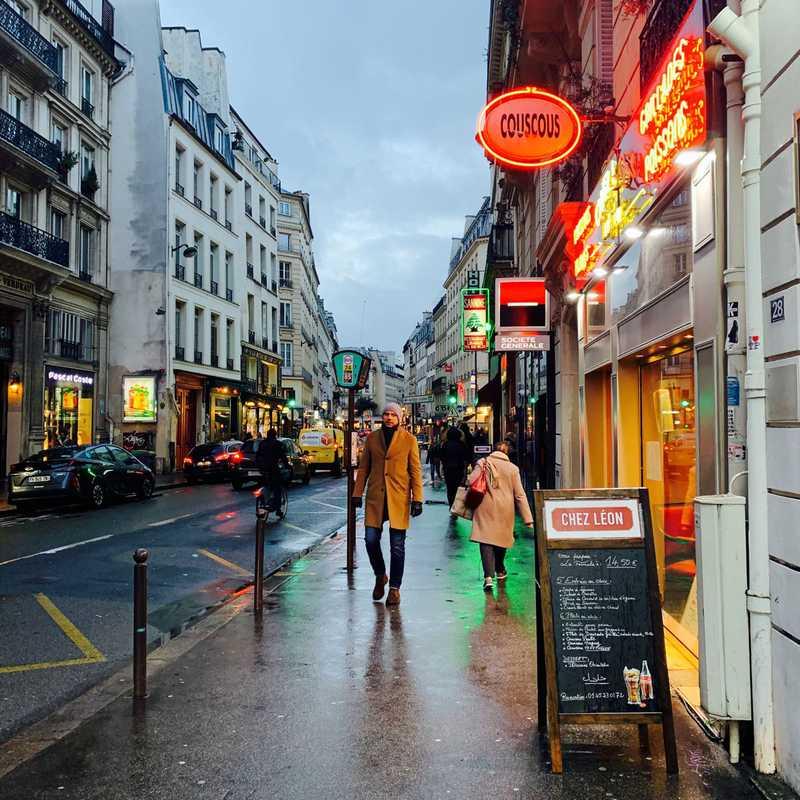 Faubourg-Montmartre