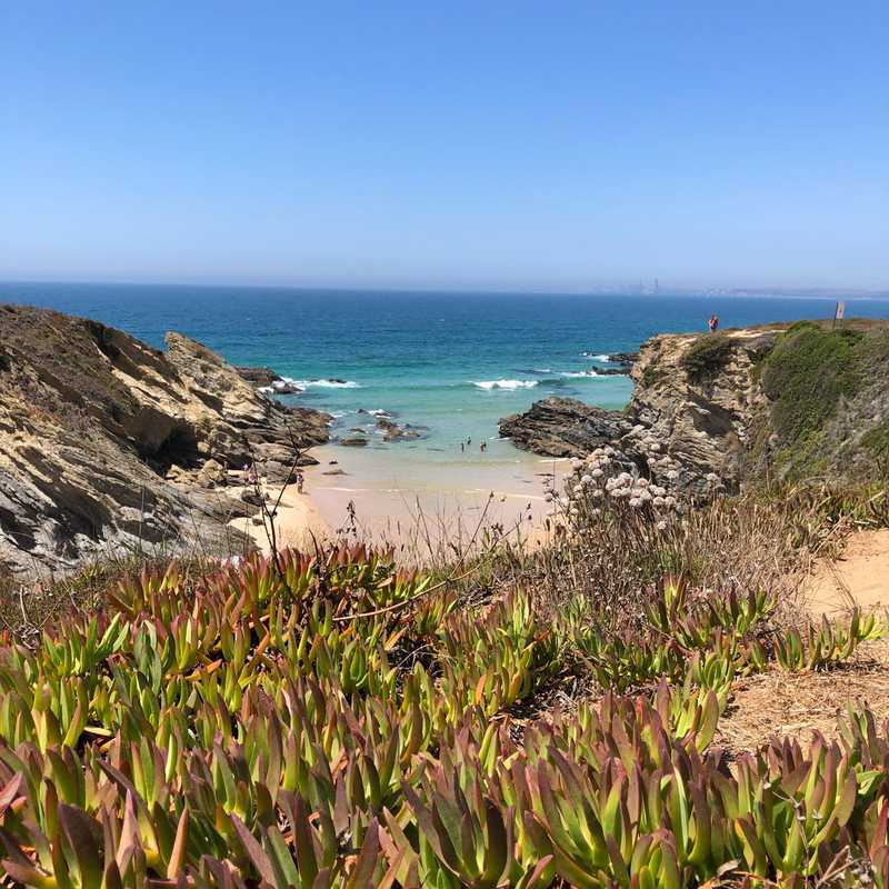 A Mar (Praia Grande de Porto Covo)