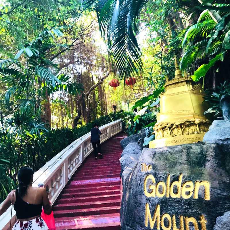 Golden Mountain Bangkok