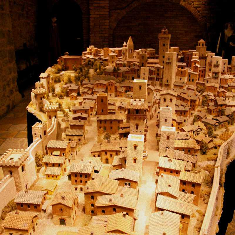 San Gimignano 1300 Museum