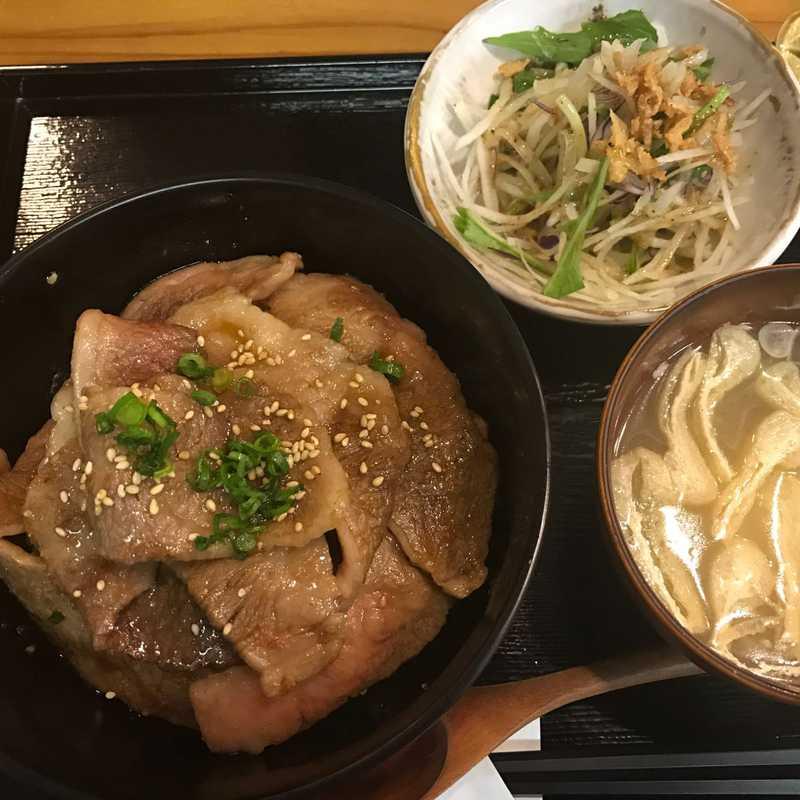 Lunch at Otsuka