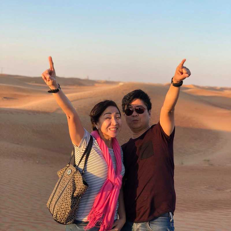 Hatta Desert Safari Dubai