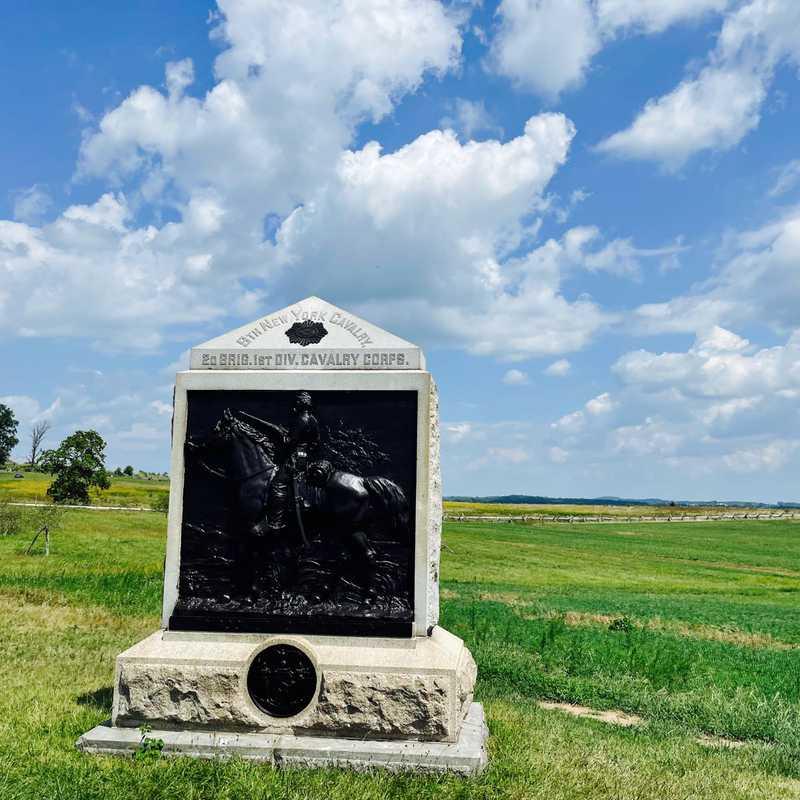 Gettysburg Auto Tour Stop 2