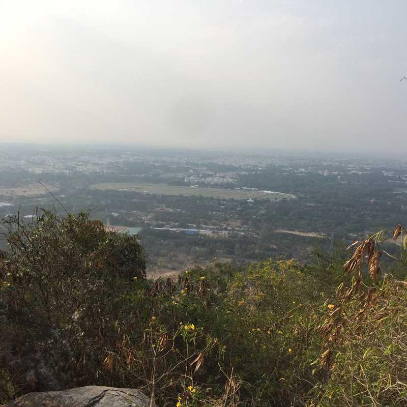 Chamundi Hill Lookout View Point