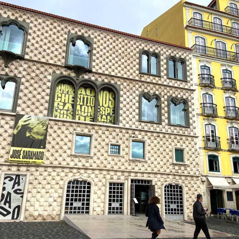 Casa dos Bicos / José Saramago Foundation