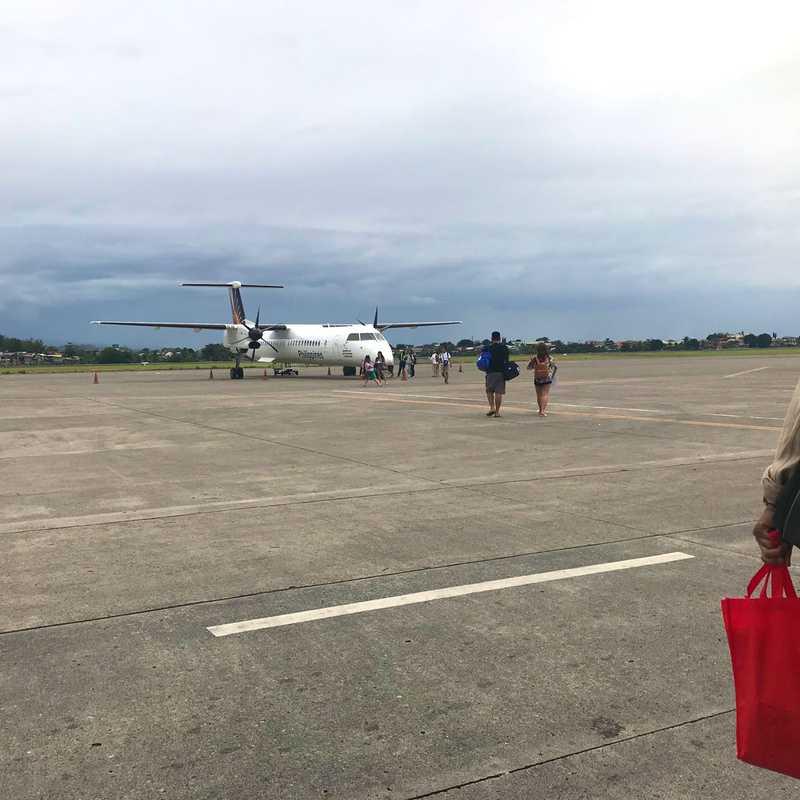 Sayak Airport Terminal