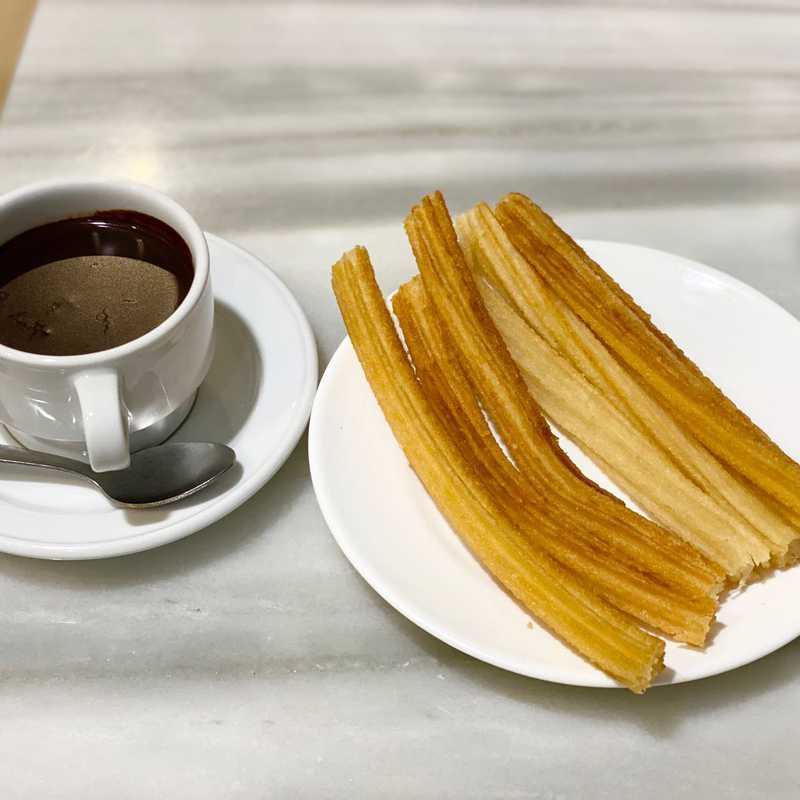 Chocolaterie San Ginés