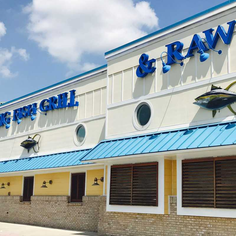 Big Fish Grill on the Riverfront