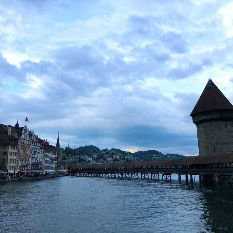 Lucerne Old Town