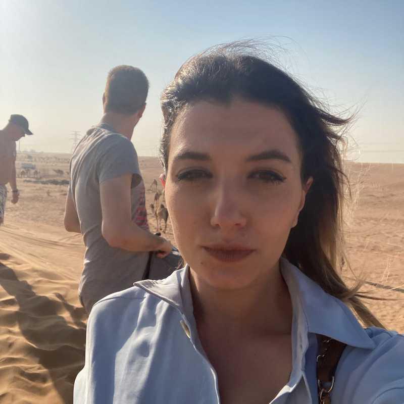 SDI Desert تجمع التدريب الصحراوي لمعهد الشارقة