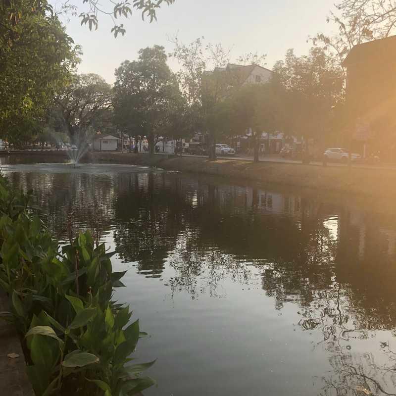 Chang Khlan Sub-district