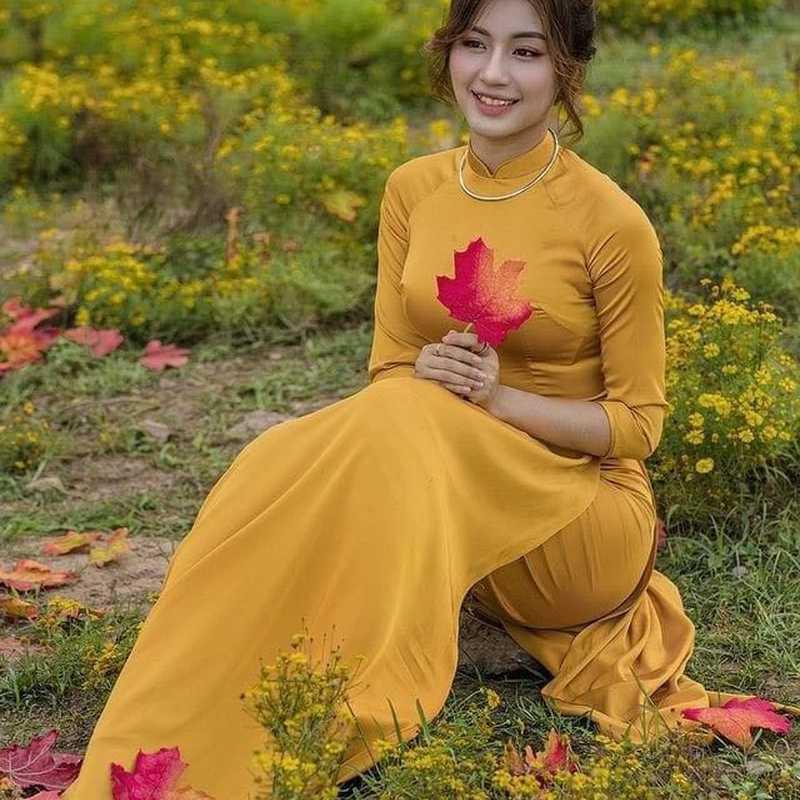 Áo Dài Nam Việt