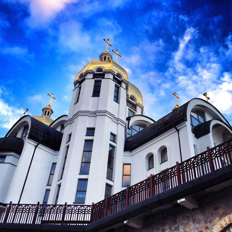 Cathedral of the Mother of God