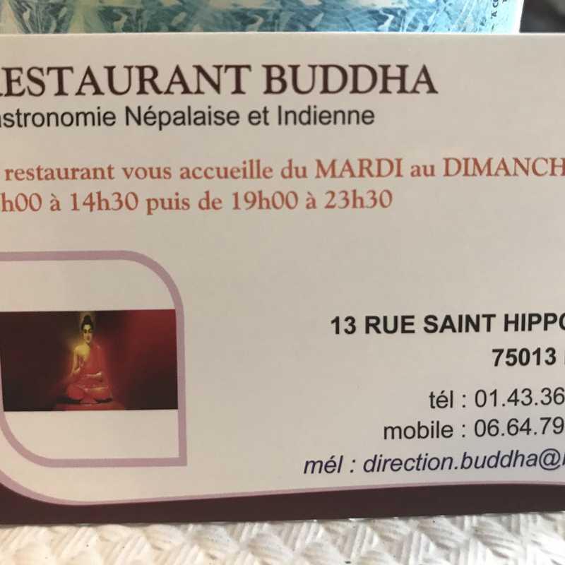 Restaurant Buddha