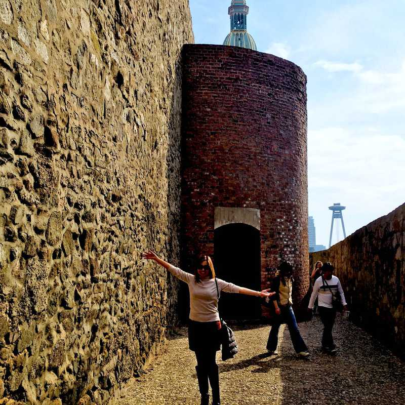 Mestské hradby