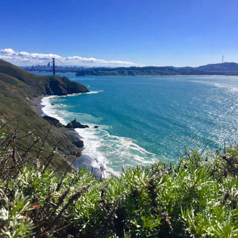 Trip Blog Post by @KittyTreks: San Francisco Bay Area 🇺🇸 | 2 days in Feb (itinerary, map & gallery)