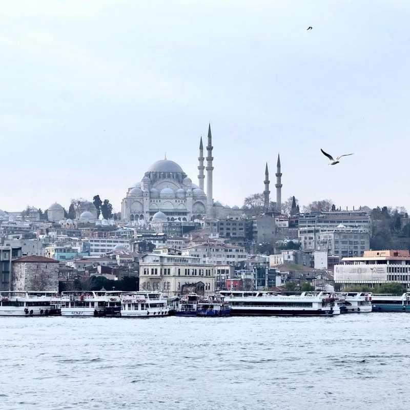 Bosphorus Cruise Tours Istanbul